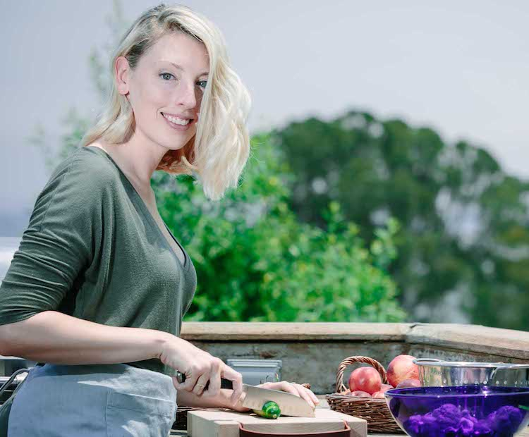 dietitian kristina todini, creator of fork in the road