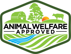 animal welfare approved food label
