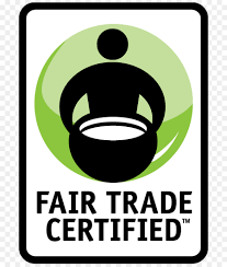 fair trade certified food label